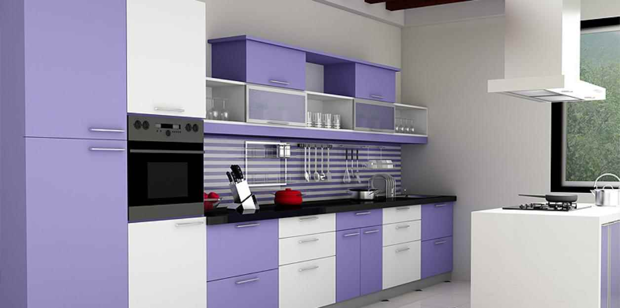 Residential Furniture In Pune Modular Kitchen Trolley