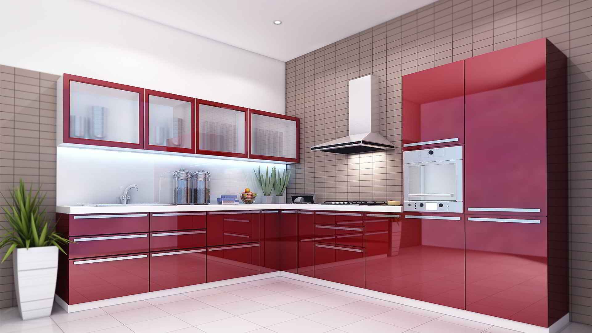 Residential Furniture In Pune Modular Kitchen Trolley Furniture In Pune