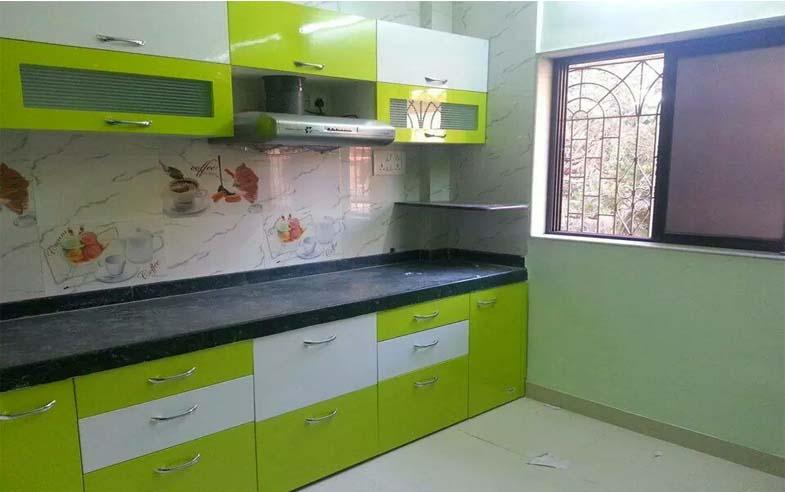 Modular Kitchen Trolley Furniture in Pune| Residential ...